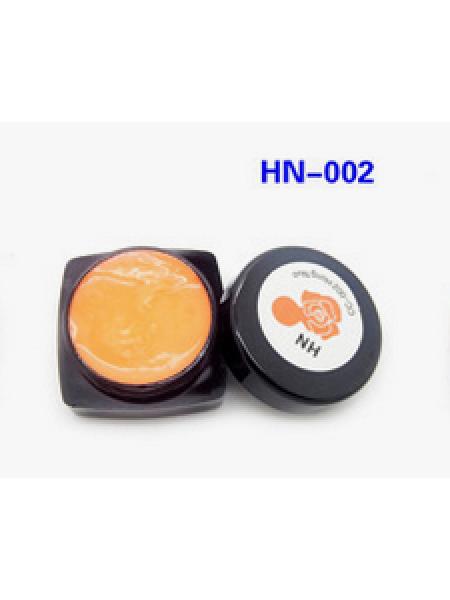 Гель-пластилин для дизайна ногтей (Оранжевый) HN-2