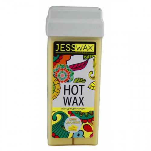 Воск для депиляции в картридже JessWax WHITE CHOCOLATE (100 мл) в  Махачкале